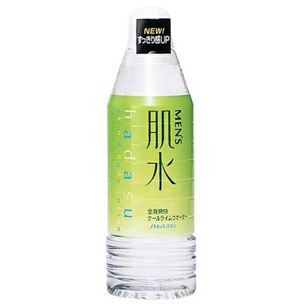 資生堂 shiseido 肌水(ハダスイ)メンズ肌水 (ボトル)(400mL)