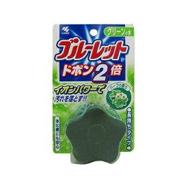 小林製薬 Kobayashi ブルーレットドボン 2倍 ハーブの香り グリーンの水〔トイレ用洗剤〕【wtnup】