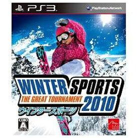 アークシステムワークス ARC SYSTEM WORKS Winter Sports 2010 - The Great Tournament【PS3】