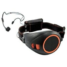 TOA ティーオーエー ハンズフリー拡声器(ブラック&オレンジ)ER-1000BK[ER1000]