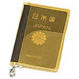 JTB SWT パスポートカバー クリア 黄