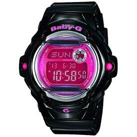 カシオ CASIO Baby-G(ベイビージー) 「Color Display Series(カラーディスプレイシリーズ)」 BG-169R-1BJF[BG169R1BJF]