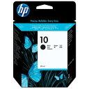 HP 【純正】 HP 10 インクカートリッジ (黒) C4844A