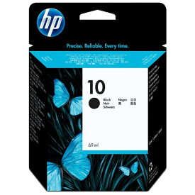HP エイチピー C4844A 純正プリンターインク 10 黒[C4844A]【wtcomo】