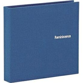 セキセイ SEKISEI レミニッセンス ミニポケットアルバム ブルー (携帯プリントサイズ・40枚) XP-8989-BU[XP898910]