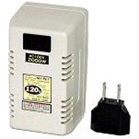 日章工業 NISSYO INDUSTRY 変圧器 (ダウントランス・熱器具専用) DU-200[DU200]
