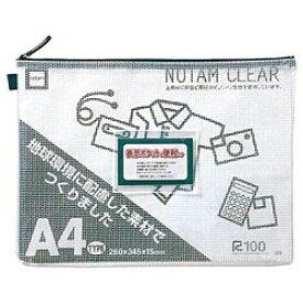 サクラクレパス SAKURA COLOR PRODUCT [ケース] ノータム・クリアー A4タイプ ブルー(サイズ:260×345×15mm) UNC-A4#36[UNCA4#36]