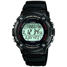 カシオ CASIO [ソーラー時計]スポーツギア(SPORTS GEAR) W-S200H-1BJF[WS200H1BJF]