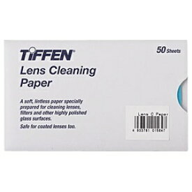 銀一 GIN-ICHI TIFFEN レンズクリーニングペーパー(50枚入り)