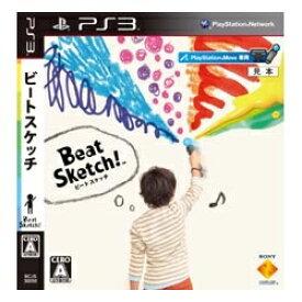 ソニーインタラクティブエンタテインメント Sony Interactive Entertainmen Beat Sketch !【PS3ゲームソフト】