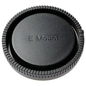エツミ ETSUMI ソニーEマウント対応(NEX対応) レンズリアキャップ E-6344[E6344ソニーEマウントレンズリアキ]