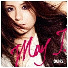 エイベックス・エンタテインメント Avex Entertainment May J./Colors ジャケットB 【CD】