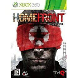 スパイクチュンソフト Spike Chunsoft HOMEFRONT(ホームフロント)【Xbox360ゲームソフト】