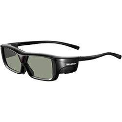 シャープ SHARP 3Dメガネ AN-3DG20B[AN3DG20B]