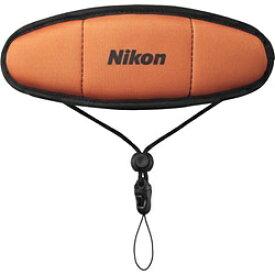 ニコン Nikon フロートストラップ FTST1(オレンジ)[FTST1OR]