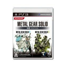 コナミデジタルエンタテイメント Konami Digital Entertainment メタルギアソリッドHDエディション【PS3ゲームソフト】[生産完了品]