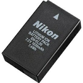 ニコン Nikon Li-ionリチャージャブルバッテリー EN-EL20[ENEL20]