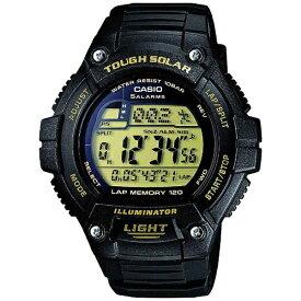 カシオ CASIO [ソーラー時計]スタンダードウォッチ W-S220-9AJF[WS2209AJF]