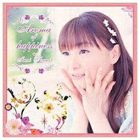 ソニーミュージックマーケティング 今井麻美/Aroma of happiness 初回生産限定盤(Blu-ray付) 【CD】