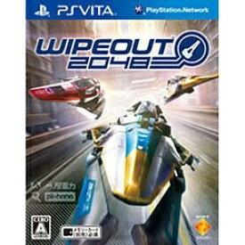 ソニーインタラクティブエンタテインメント Sony Interactive Entertainmen WipEout 2048【PS Vitaゲームソフト】[WIPEOUT2048]