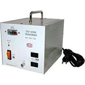 日章工業 NISSYO INDUSTRY 変圧器 (ダウントランス)「トランスフォーマ SDXシリーズ」(220/240V・1100W) SDX-1100[SDX1100W220V]