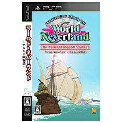 アルティ althi ワールド・ネバーランド〜ナルル王国物語〜【PSPゲームソフト】