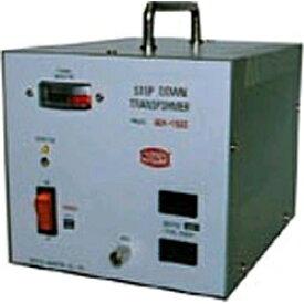 日章工業 NISSYO INDUSTRY 変圧器 (ダウントランス)(600W) SDX-600[SDX600]