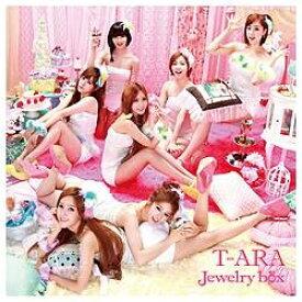 EMIミュージックジャパン T-ARA/Jewelry box パール盤 【CD】