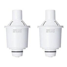 パナソニック Panasonic ポット型浄水器 交換用カートリッジ(2個入) TK-CP12C2[TKCP12C2]
