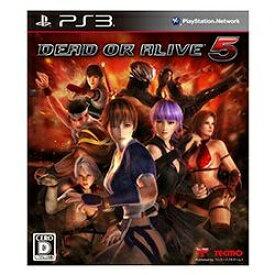 コーエーテクモゲームス KOEI DEAD OR ALIVE 5 通常版【PS3ゲームソフト】