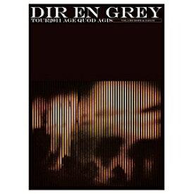 ソニーミュージックマーケティング DIR EN GREY/TOUR2011 AGE QUOD AGIS VOL.1 [EUROPE & JAPAN] 初回生産限定盤 【DVD】