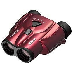 【送料無料】 ニコン 8〜24倍双眼鏡 「アキュロン T11(ACULON T11)」(レッド) 8-24×25[アキュロンT11824X25レッド]