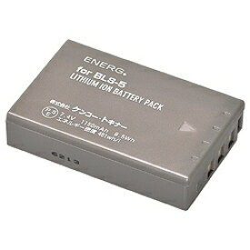 ケンコー・トキナー KenkoTokina デジタルカメラ用バッテリー「ENERG(エネルグ)」(オリンパスBLS-5対応) O-#1082[BLS5O#1082]