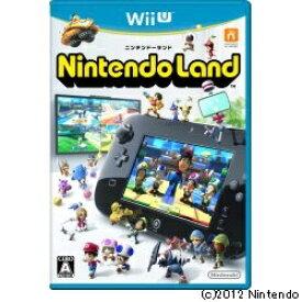 任天堂 Nintendo Nintendo Land【Wii Uゲームソフト】[NINTENDOLAND]