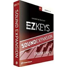 クリプトン・フューチャー・メディア Crypton Future Media TOONTRACK 〔シリアルナンバー〕 EZ KEYS SOUND EXPANSION[EZKEYSEイージーキーズサウント]