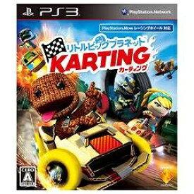 ソニーインタラクティブエンタテインメント Sony Interactive Entertainmen リトルビッグプラネット カーティング【PS3ゲームソフト】