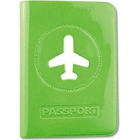 スタジオエヌ studio-n ALIFE ハッピーフライト パスポートカバー SNCF-012-3 グリーン[SNCF0123]
