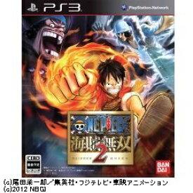 バンダイナムコエンターテインメント BANDAI NAMCO Entertainment ワンピース 海賊無双2【PS3ゲームソフト】