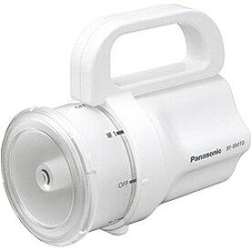 パナソニック Panasonic BF-BM10-W 懐中電灯 電池がどれでもライト ホワイト BF-BM10-W [LED /単1乾電池×1 /防水][BFBM10W] panasonic