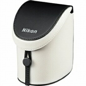 ニコン Nikon セミソフトケース(ホワイト) CF-N5000[CFN5000WH]
