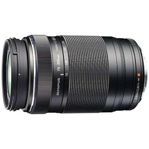 【送料無料】 オリンパス カメラレンズ M.ZUIKO DIGITAL ED 75-300mm F4.8-6.7 II【マイクロフォーサーズマウント】[ED75300MMF4.86.7II]