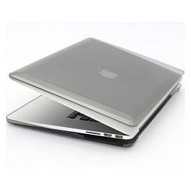 パワーサポート POWER SUPPORT エアージャケットセット (Macbook Pro 13inch Retinaディスプレイ用・クリアブラック) PMC-33[PMC33]