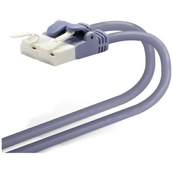 エレコム カテゴリー6A  LANケーブル (ブルー・10m) LD-GPAT/BU100[LDGPATBU100]