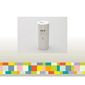 カモ井加工紙 KAMOI mt マスキングテープ・8コセット(モザイク・ブライト) MT08D176