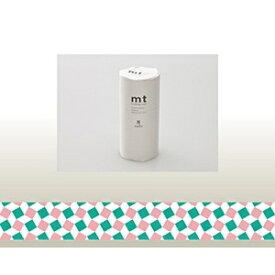 カモ井加工紙 KAMOI mt マスキングテープ・8コセット(スクエア・ピンク) MT08D179