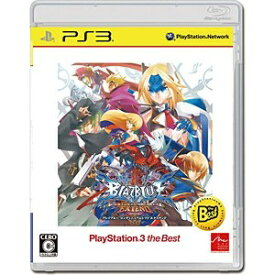 アークシステムワークス ARC SYSTEM WORKS BLAZBLUE CONTINUUM SHIFT EXTEND PlayStation3 the Best【PS3ゲームソフト】