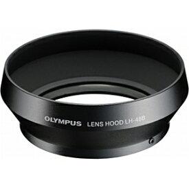 オリンパス OLYMPUS 金属レンズフード(ブラック) LH-48B BLK[LH48BBLK]