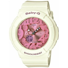 カシオ CASIO Baby-G(ベイビージー) 「Shell Pink Colors(シェルピンクカラーズ)」 BGA-131-7B2JF[BGA1317B2JF]