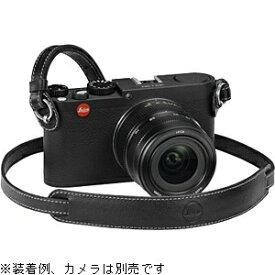 ライカ Leica X/M用 キャリングストラップ(ブラック) 18776