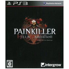 インターグロー PAINKILLER HELL & DAMNATION(ペインキラーヘル・アンド・ダムネイション)【PS3ゲームソフト】[PAINKILLERHELL&DAMNA]